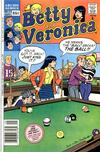 Cover for Betty and Veronica (Archie, 1987 series) #23 [Newsstand]