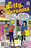 Cover for Betty and Veronica (Archie, 1987 series) #26 [Newsstand]