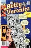 Cover for Betty and Veronica (Archie, 1987 series) #28 [Newsstand]