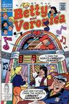 Cover for Betty and Veronica (Archie, 1987 series) #29 [Direct]