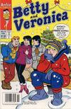 Cover for Betty and Veronica (Archie, 1987 series) #72