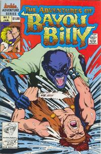 Cover Thumbnail for The Adventures of Bayou Billy (Archie, 1989 series) #3 [Direct]