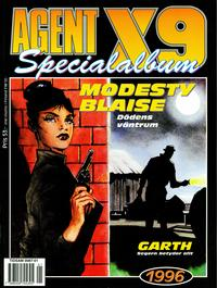 Cover Thumbnail for Agent X9 Specialalbum (Semic, 1985 series) #1996