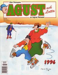 Cover Thumbnail for Agust och Lotta [julalbum] (Semic, 1988 series) #1996