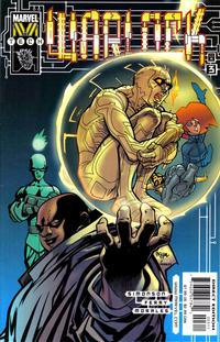 Cover Thumbnail for Warlock (Marvel, 1999 series) #3 [Direct Edition]