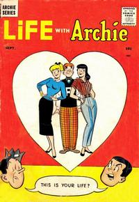 Cover Thumbnail for Life with Archie (Archie, 1958 series) #1
