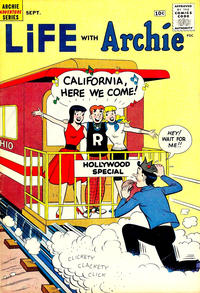 Cover Thumbnail for Life with Archie (Archie, 1958 series) #4