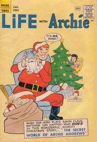 Cover Thumbnail for Life with Archie (Archie, 1958 series) #6
