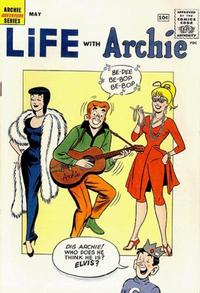 Cover Thumbnail for Life with Archie (Archie, 1958 series) #8