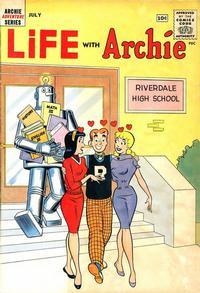 Cover Thumbnail for Life with Archie (Archie, 1958 series) #9