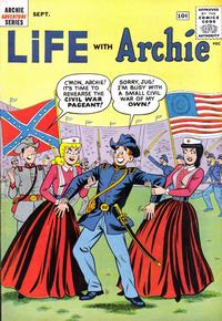 Cover Thumbnail for Life with Archie (Archie, 1958 series) #10