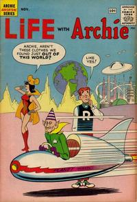 Cover Thumbnail for Life with Archie (Archie, 1958 series) #11