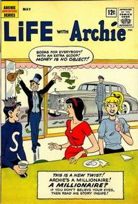 Cover Thumbnail for Life with Archie (Archie, 1958 series) #14