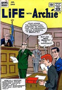 Cover Thumbnail for Life with Archie (Archie, 1958 series) #18