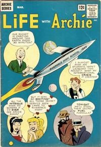 Cover Thumbnail for Life with Archie (Archie, 1958 series) #19