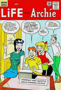 Cover Thumbnail for Life with Archie (Archie, 1958 series) #29