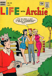 Cover Thumbnail for Life with Archie (Archie, 1958 series) #30