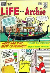Cover for Life with Archie (Archie, 1958 series) #32