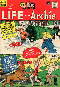 Cover Thumbnail for Life with Archie (Archie, 1958 series) #33