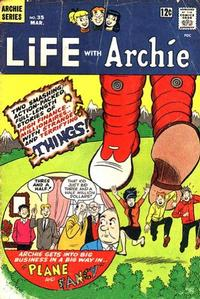 Cover Thumbnail for Life with Archie (Archie, 1958 series) #35