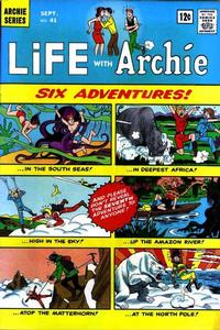 Cover Thumbnail for Life with Archie (Archie, 1958 series) #41