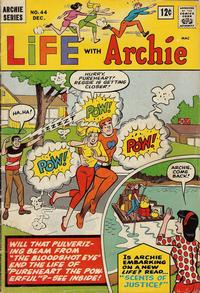 Cover Thumbnail for Life with Archie (Archie, 1958 series) #44