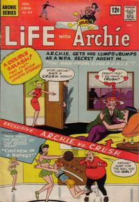 Cover Thumbnail for Life with Archie (Archie, 1958 series) #45