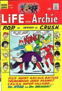 Cover Thumbnail for Life with Archie (Archie, 1958 series) #51