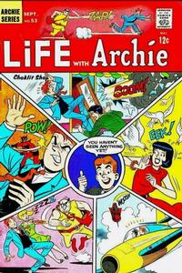 Cover Thumbnail for Life with Archie (Archie, 1958 series) #53
