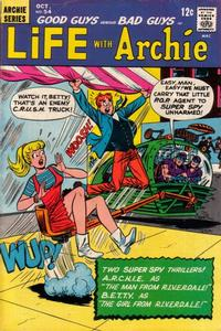 Cover Thumbnail for Life with Archie (Archie, 1958 series) #54