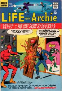 Cover Thumbnail for Life with Archie (Archie, 1958 series) #56
