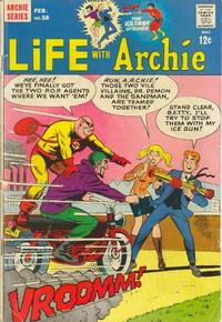 Cover Thumbnail for Life with Archie (Archie, 1958 series) #58