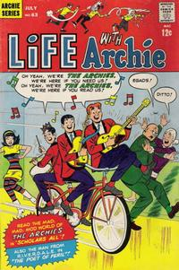 Cover Thumbnail for Life with Archie (Archie, 1958 series) #63
