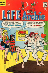 Cover Thumbnail for Life with Archie (Archie, 1958 series) #67