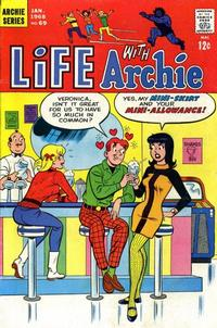 Cover Thumbnail for Life with Archie (Archie, 1958 series) #69