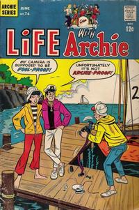 Cover Thumbnail for Life with Archie (Archie, 1958 series) #74