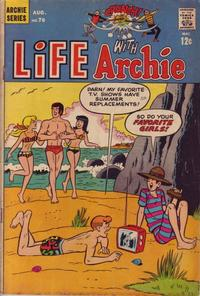 Cover Thumbnail for Life with Archie (Archie, 1958 series) #76