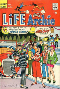 Cover Thumbnail for Life with Archie (Archie, 1958 series) #79