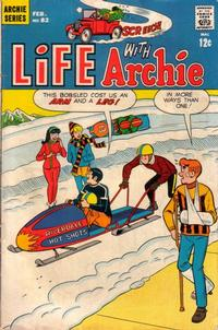 Cover Thumbnail for Life with Archie (Archie, 1958 series) #82