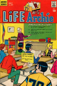 Cover Thumbnail for Life with Archie (Archie, 1958 series) #87