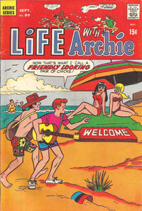 Cover Thumbnail for Life with Archie (Archie, 1958 series) #89