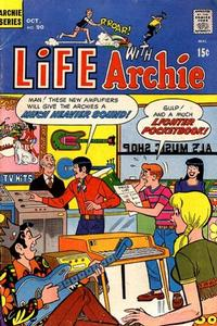 Cover Thumbnail for Life with Archie (Archie, 1958 series) #90