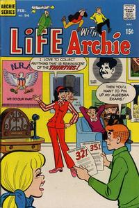 Cover Thumbnail for Life with Archie (Archie, 1958 series) #94