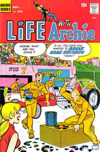 Cover Thumbnail for Life with Archie (Archie, 1958 series) #103