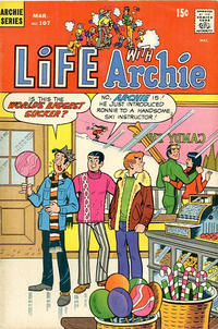 Cover Thumbnail for Life with Archie (Archie, 1958 series) #107