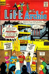 Cover Thumbnail for Life with Archie (Archie, 1958 series) #115