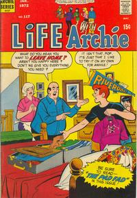 Cover Thumbnail for Life with Archie (Archie, 1958 series) #117