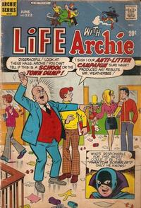 Cover Thumbnail for Life with Archie (Archie, 1958 series) #122