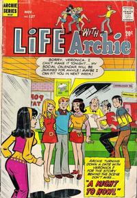 Cover Thumbnail for Life with Archie (Archie, 1958 series) #127