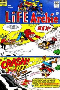 Cover Thumbnail for Life with Archie (Archie, 1958 series) #130